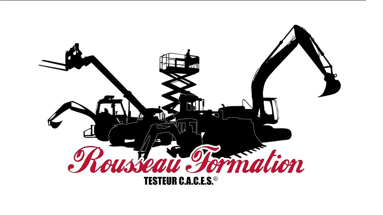 Logo Rousseau Formation CACES Alsace
